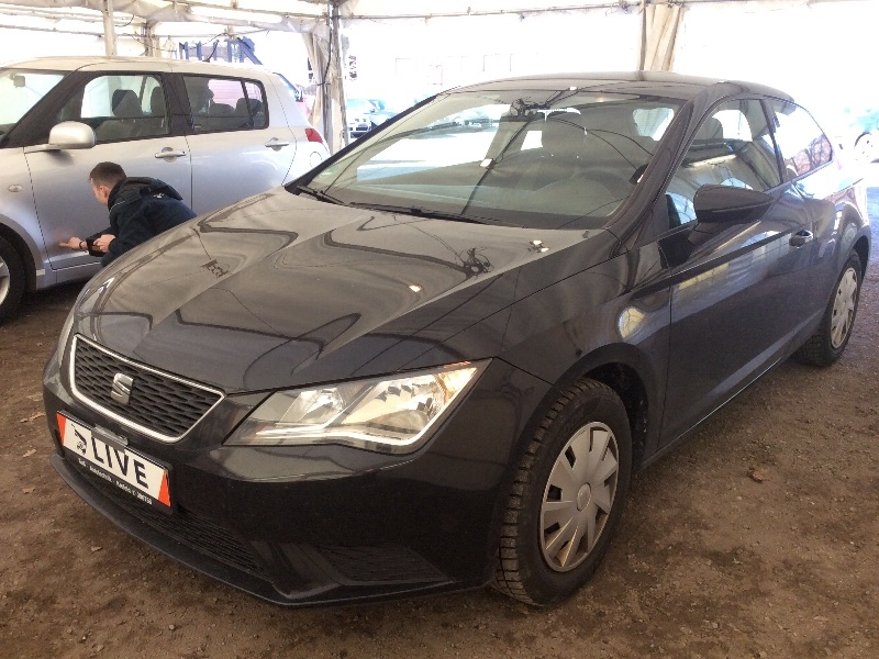 seat leon 1 6 tdi basis. Black Bedroom Furniture Sets. Home Design Ideas