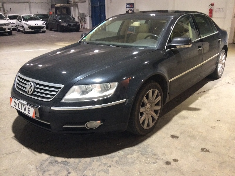 volkswagen phaeton 3 0 v6 tdi dpf 4motion lang. Black Bedroom Furniture Sets. Home Design Ideas
