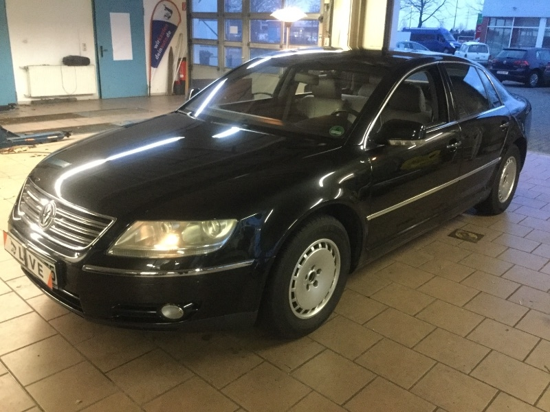 volkswagen phaeton 3 2 v6 xenon acc navi shz 8 fach. Black Bedroom Furniture Sets. Home Design Ideas