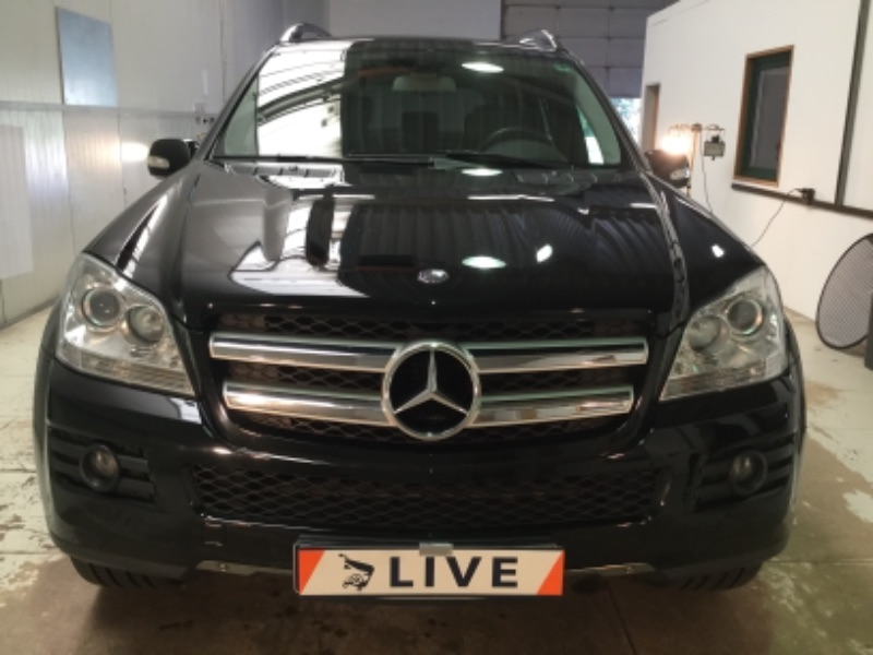 Mercedes benz gl 320 cdi 4matic kamera shz navi pano for 2007 mercedes benz gl320 cdi 4matic