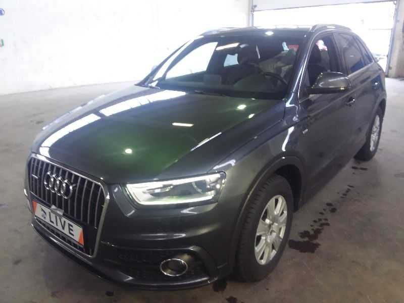 audi q3 2 0 tdi quattro pdc xenon a c navi shz. Black Bedroom Furniture Sets. Home Design Ideas