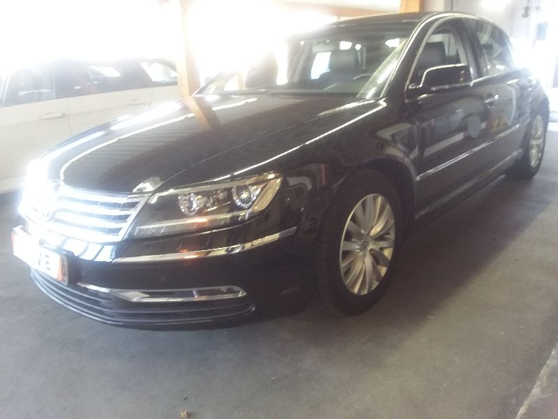 volkswagen phaeton 3 0 v6 tdi dpf 4motion. Black Bedroom Furniture Sets. Home Design Ideas