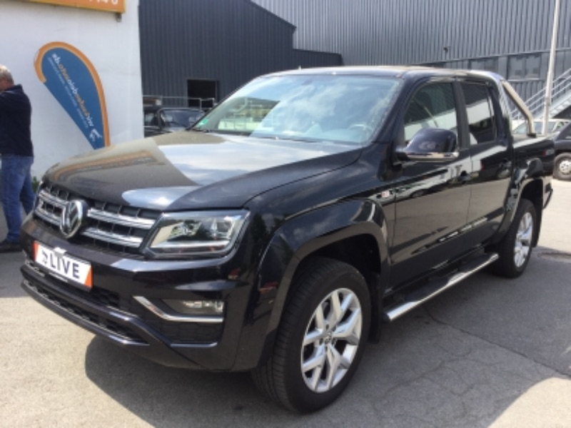 volkswagen amarok 3 0 v6 tdi dpf highline doublecab 4m shz. Black Bedroom Furniture Sets. Home Design Ideas