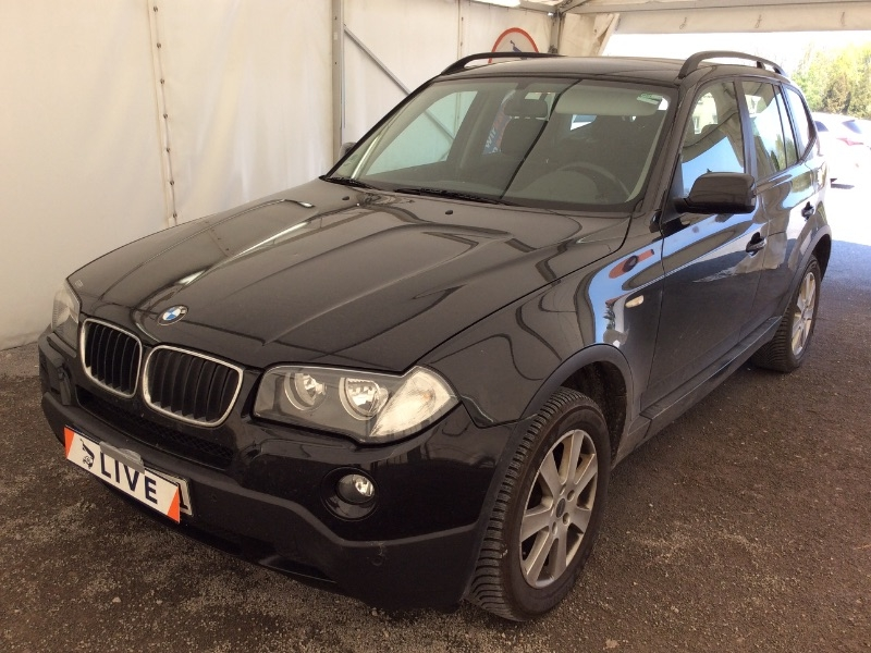 bmw x3 2 0 turbodiesel navi shz klima facelift. Black Bedroom Furniture Sets. Home Design Ideas