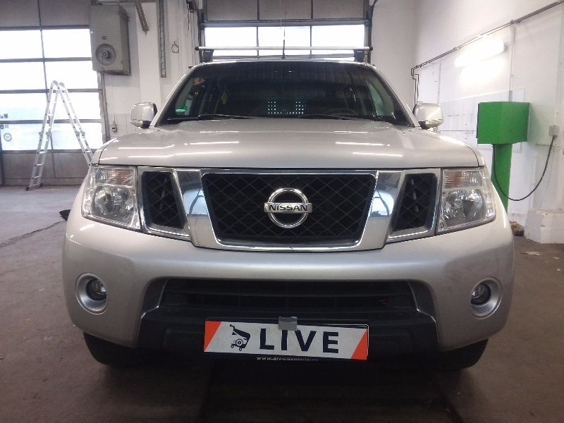 nissan navara pick up 2 5 dci diesel double cab se 4x4. Black Bedroom Furniture Sets. Home Design Ideas