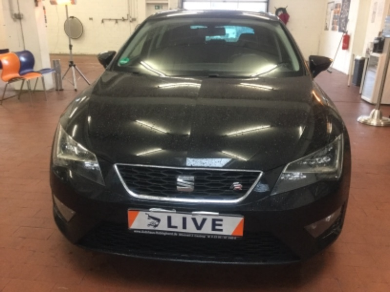 seat leon 2 0 tdi fr a c navi shz. Black Bedroom Furniture Sets. Home Design Ideas