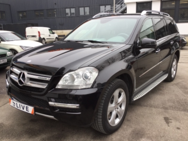 mercedes benz gl 450 cdi 4matic xenon navi pano shz. Black Bedroom Furniture Sets. Home Design Ideas