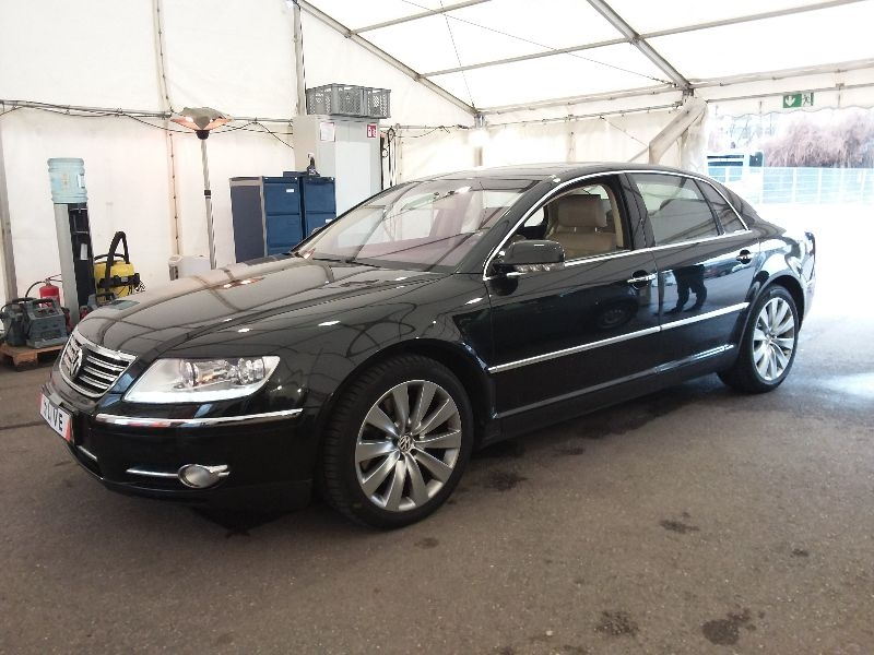 volkswagen phaeton 3 6 v6 fsi 4motion xenon navi shz. Black Bedroom Furniture Sets. Home Design Ideas