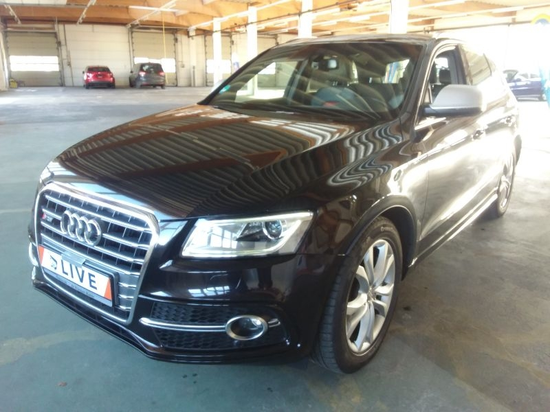 audi sq5 3 0 v6 tdi quattro xenon acc navi pano shz. Black Bedroom Furniture Sets. Home Design Ideas