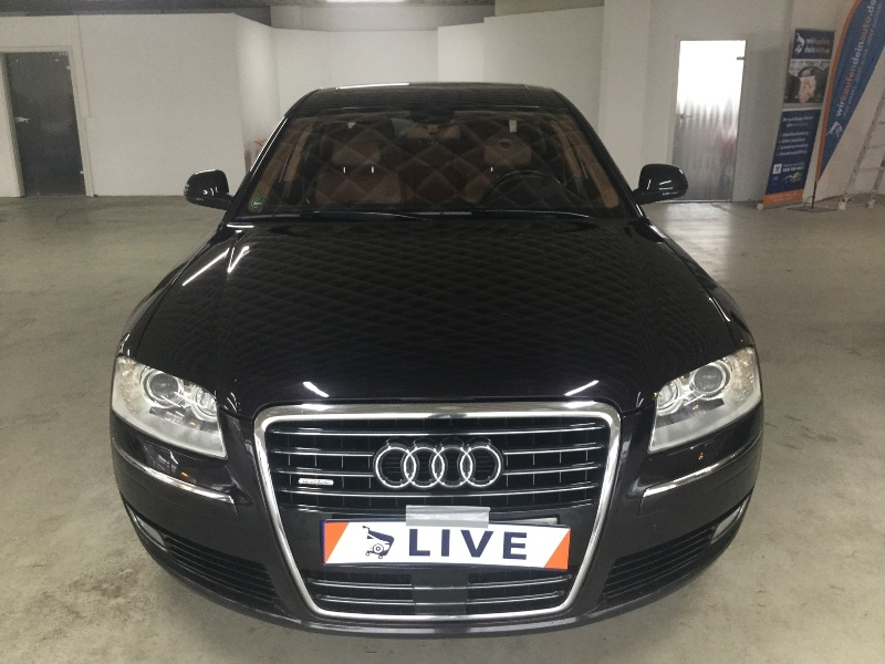 audi a8 4 2 v8 tdi quattro lang xenon a c ahk navi. Black Bedroom Furniture Sets. Home Design Ideas