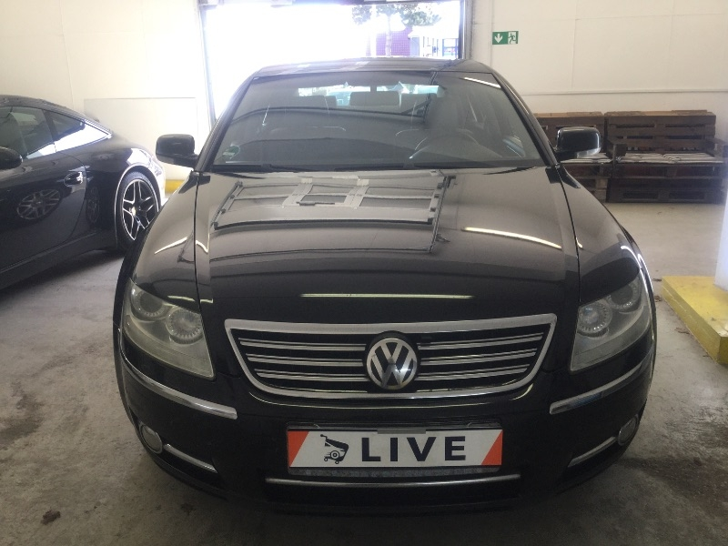 volkswagen phaeton 3 0 v6 tdi dpf 4motion xenon navi pdc. Black Bedroom Furniture Sets. Home Design Ideas