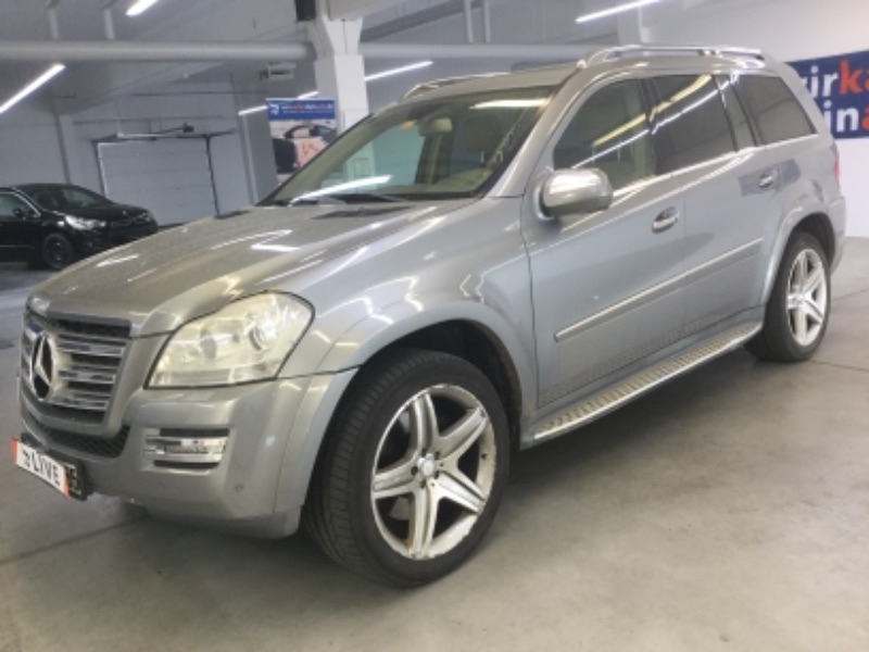 mercedes benz gl 500 4matic xenon a c ahk shz. Black Bedroom Furniture Sets. Home Design Ideas