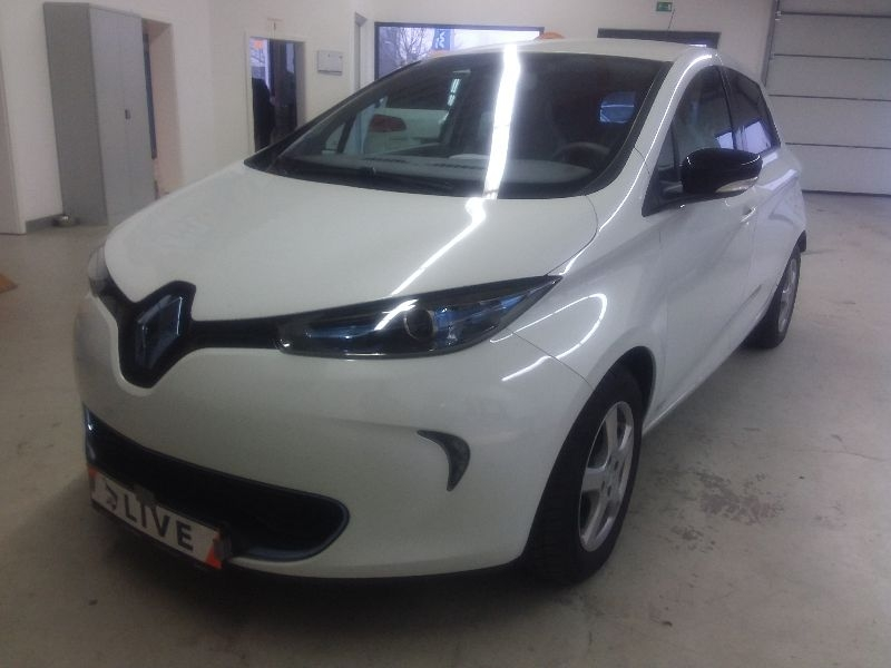 renault zoe elektromotor 43 kw zen acc navi 8 fach. Black Bedroom Furniture Sets. Home Design Ideas
