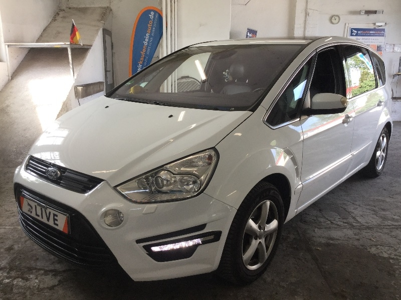 ford s max 2 2 tdci titanium xenon navi shz pano. Black Bedroom Furniture Sets. Home Design Ideas
