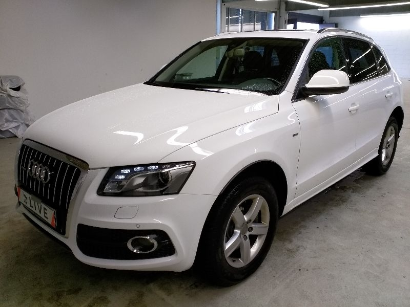 audi q5 3 0 v6 tdi quattro dsg xenon navi shz. Black Bedroom Furniture Sets. Home Design Ideas