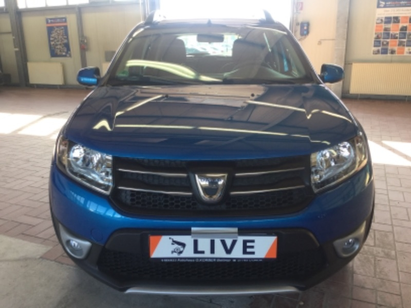 dacia sandero ii 0 9 tce stepway prestige pdc navi. Black Bedroom Furniture Sets. Home Design Ideas