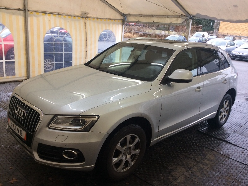 audi q5 2 0 tdi quattro xenon pano navi acc. Black Bedroom Furniture Sets. Home Design Ideas
